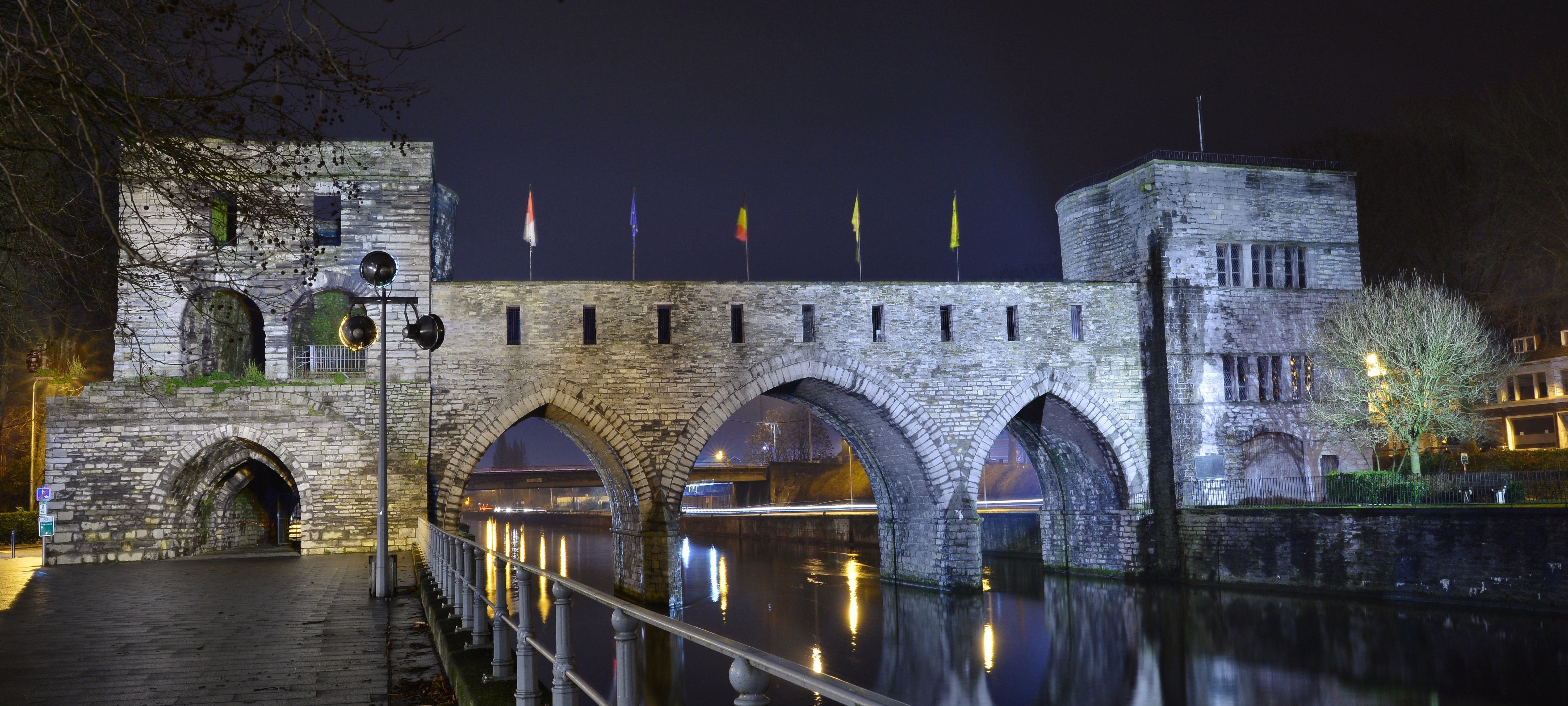 Pont à trous Tournai